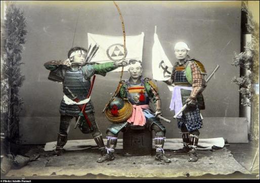 Old Colour Photos of Japan in 1886 by Adolfo Farsari (18)